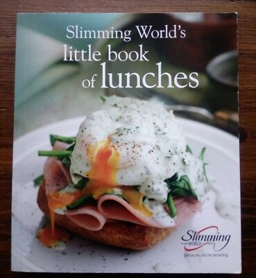 Slimming World Little Book of Lunches VGC