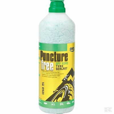 OKO TYRE SEALER SEALANT PUNCTURE FREE OFF ROAD 1250ml (BA)