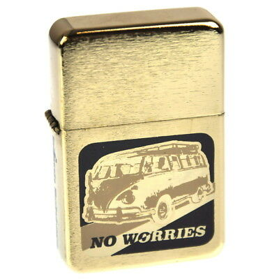 NEW AWESOME VW Campervan Classic Retro Refillable Cigarette Lighter
