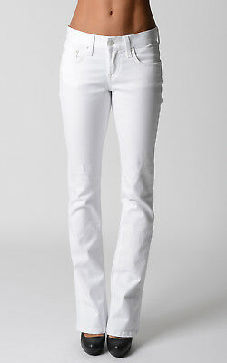 Ralph Lauren Women's Jeans White Wash Trousers Pants Gift For Her NWT