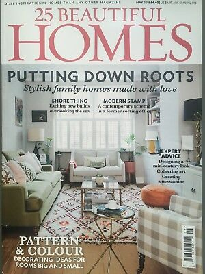 25 Beautiful Homes Magazine May 5/2018 Family Homes Made with Love Current Issue