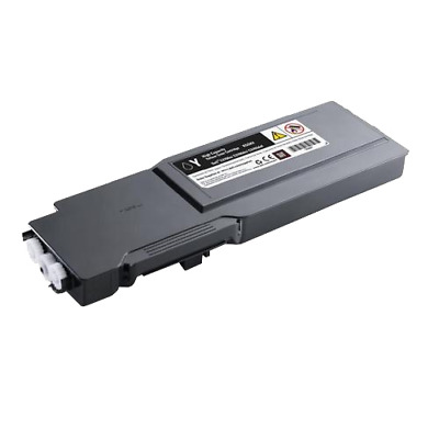 Dell 593-11116 Laser cartridge 5000pages Yellow laser toner & cartridge for Dell