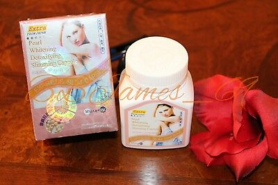 30 Capsules Pearl White  Slimming Capsules Pink   Fit Weight Loss Pills
