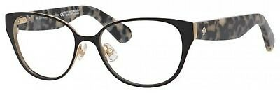 NEW Kate Spade KS Jaydee Eyeglasses 0RSA Black Havana 100% AUTHENTIC