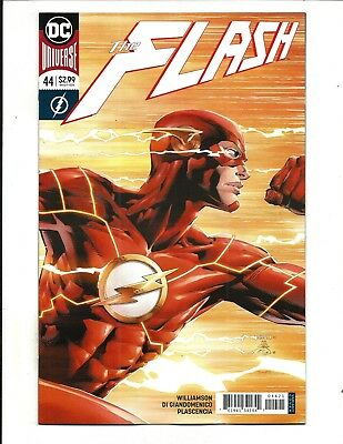 FLASH # 44 (DC Universe, FINCH VARIANT, June 2018), NM NEW