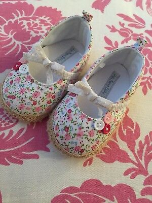 jojo maman bebe 12-18 months girls Shoe