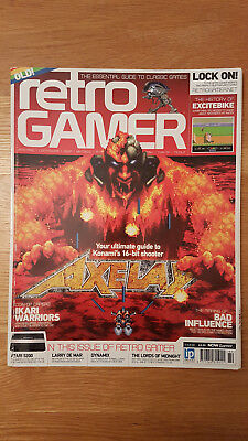 Retro Gamer Issue 80 - Axelay