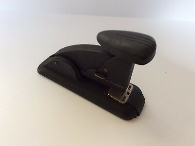 Vintage Industrial Speed Products Co. Black Style Stapler