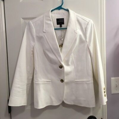 The Limited White Blazer - NEW with Tag - Half off retail