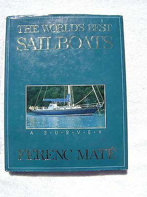 The Worlds Best Sailboats Book Maritime Nautical Marine (#118)