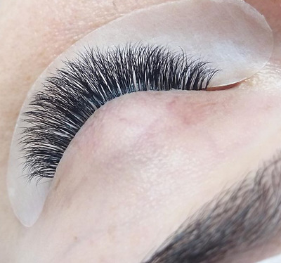 Natural look Volume 3D-8D Individual black Mink Eyelash