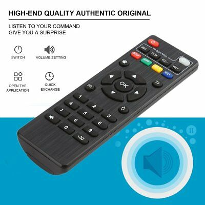Universal Replacement Remote Control TV Set-Top Box for MXQ MXQ-PRO MXQ-4K M8S G