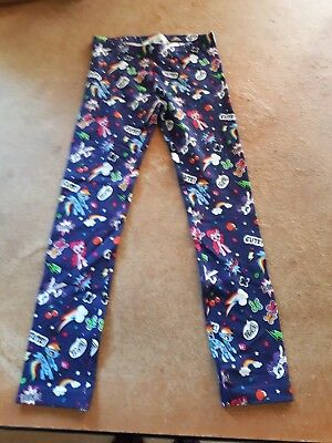 "legging ""pony neuf fille taille 6/7 ans"