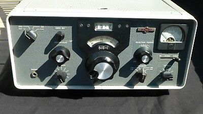 COLLINS 51S-1 RECEIVER  WING EMBLEM  DIAL LOCK  GOOD CONDITION s/n 3704