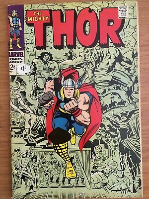 The Mighty Thor #154