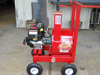 Briggs & Stratton Electric Start Rock Crusher