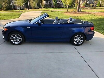 2008 BMW 1-Series  2008 BMW 128i Convertable - 98,256 Miles, Auto, Loaded