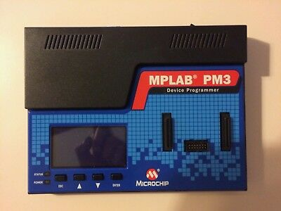 Microchip MPLAB PM3 Universal Standalone Device in Circuit Programmer *Untested*