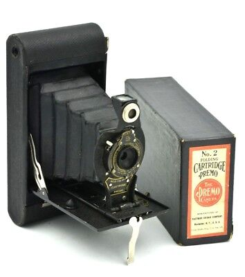 EKC No.2 FOLDING CARTRIDGE PREMO CAMERA, C-1918