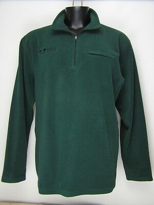 L.L. LL Bean Men's 1/4 Zip Fleece Pullover Jacket Disney Embroidered Large Tall