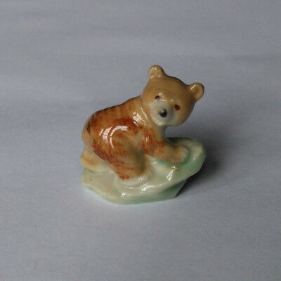 WADE 1950s Animal GRIZZLY BEAR CUB First Whimsies Set Nine 1958-1961