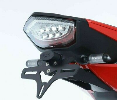 Z1000 2005 LP0001BK R/&G Racing LED Indicators /& Tail Tidy Licence Plate Holder