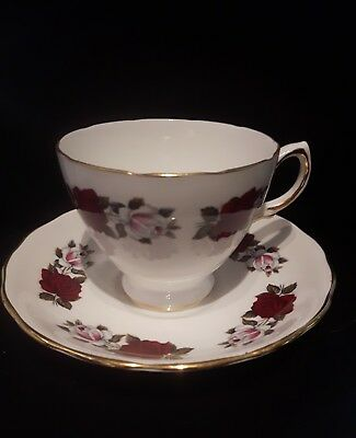 royal vale cup and saucer Bone China made inEngland patt no. 7975 tea cup