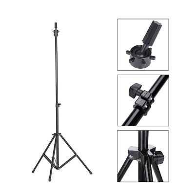 Abody Adjustable Tripod Mannequin Head Wig Stand Holder With Carry Bag