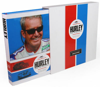 HURLEY HAYWOOD FROM THE BEGINNING Biography Brumos Porsche Collector's Edition