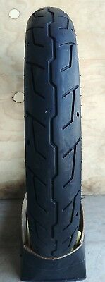 "Michelin Scorcher ""31"" Harley Davidson 100 90 B 19 FRONT Motorcycle Tyre Road"