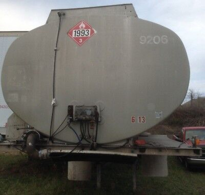 Fuel tanker for sale-Excellent Condition for immediate use