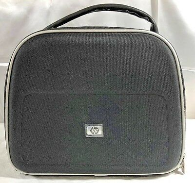 Small Black HP Equipment Case Bag Excellent condition