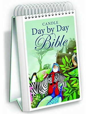 Candle Day by Day Desk Bible