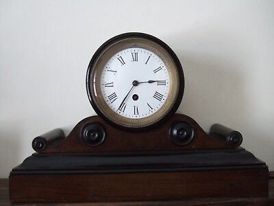 French Drumhead Mantle Clock