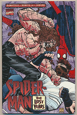 Spider-Man: The Lost Years TPB - 1st Printing Aug 1996 | 9.2 NM-