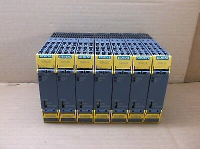 3SK1111-1AB30 Siemens Sirius Single Channel Safety Relay 3SK11111AB30