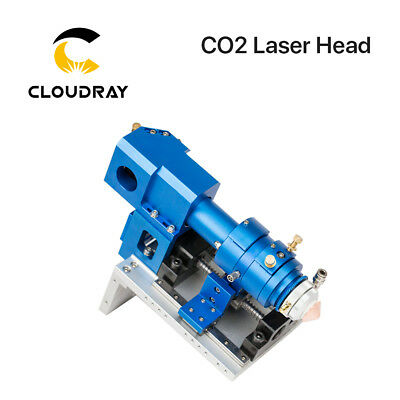 500W CO2 Laser Cutting Head Metal & Non-metal Mixed Cut head for Engraver Cutter