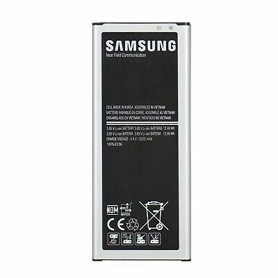 Original 3220mAh Battery for Samsung Galaxy Note 4 IV N910 N9100 EB-BN910BBU