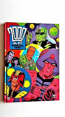 2000 AD Annual 1991. Fleetway Publications 1990 Fine condition, not priceclipped