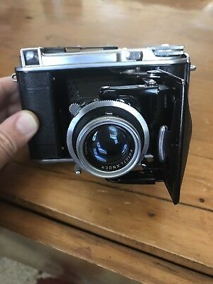 Viigtlander Bessa 66 With 3.5 Color Skopar
