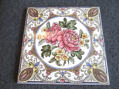 Vintage Decorative Spanish Tile