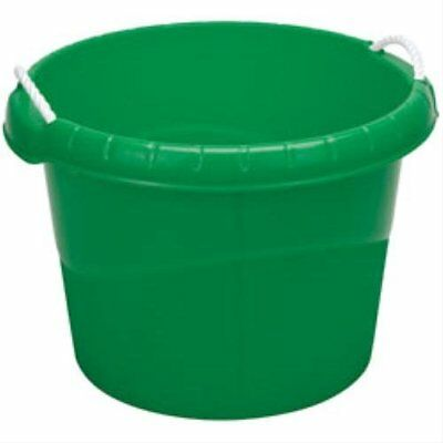 Draper 22311 45L Bucket with Rope Handles - Green