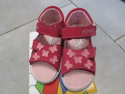 Girls Leather Sandal Size 5.5