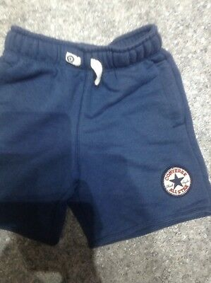 CONVERSE BOY's SHORTS AGE : 3/4 Years