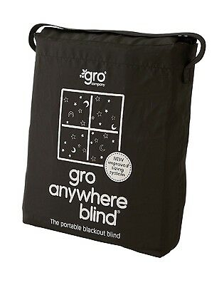 The Gro Company - Nursery Portable Gro Anywhere Blackout Blind - CHILDREN'S ROOM