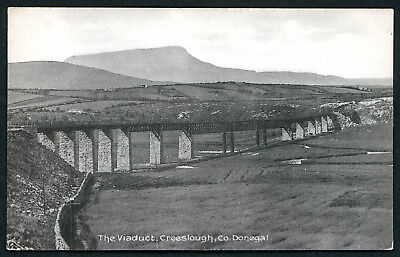Owencarrow Viaduct Creeslough Londonderry & Loughswilly Railway Co Donegal c1906