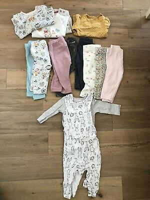 Baby Girl Bundle 3-6 Month