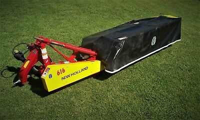 NEW HOLLAND 616 Disc Mower, Hay Rake , Square Baler - Sellout