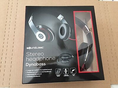 6212deb3e1a Brand New Soundlogic Xt Bluetooth Stereo Headphone Dynabass In Unopened  Packagi