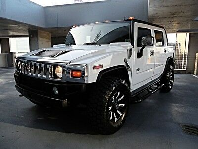2005 Hummer H2 H2 SUT 2005 Hummer H2 SUT...Rare Find...Great Condition...Florida !!
